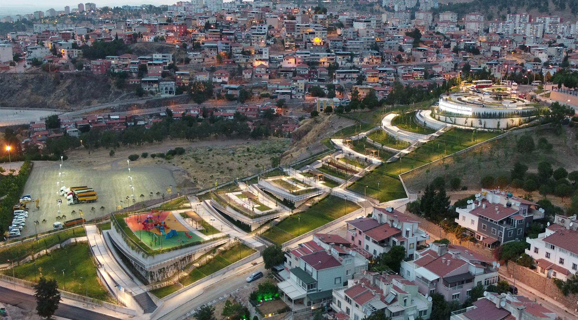 AHMET TANER KIŞLALI PARKI YAPIMI 228